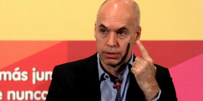 Larreta: Scioli está demasiado kirchnerista, agresivo