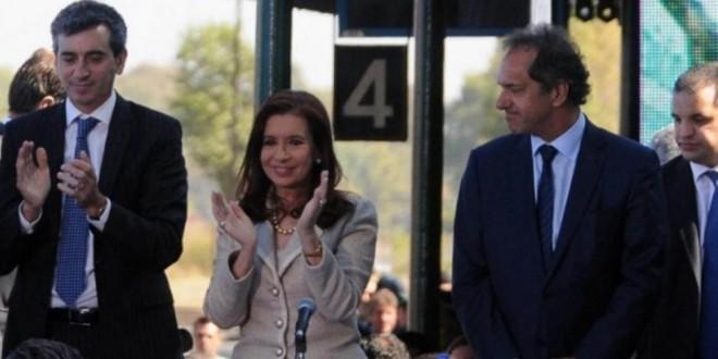 """Randazzo : """"La Presidenta decidió que Scioli sea el candidato"""""""