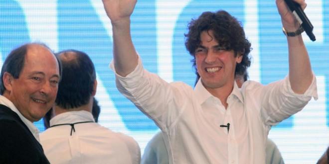 Martín Lousteau votará a Mauricio Macri