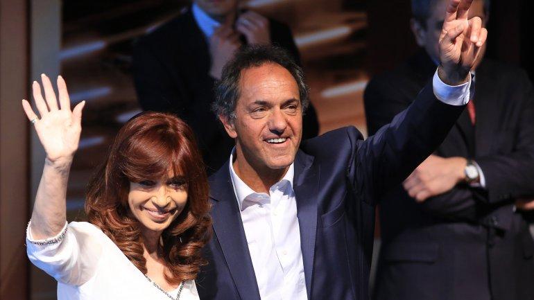 """Cristina Kirchner: """"Me preocupa que alguien con otra visión de país se siente en la Casa Rosada"""""""