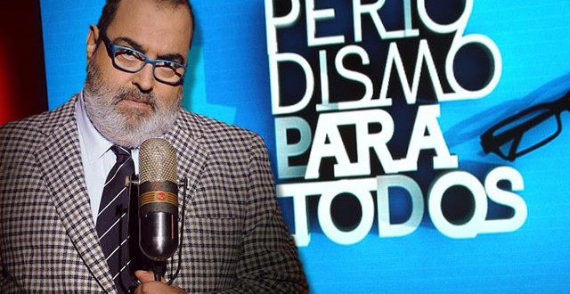 """Lanata hará hoy el último programa de """"Periodismo para todos"""""""