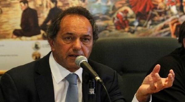Scioli cree que se juega su última oportunidad el domingo en el debate