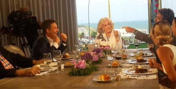 ¿Cuándo comienzan los almuerzos de Mirtha Legrand en Mar del Plata?