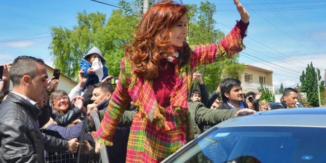 """Cristina Kirchner: """"Nunca votamos en un país en desarrollo como hoy"""""""
