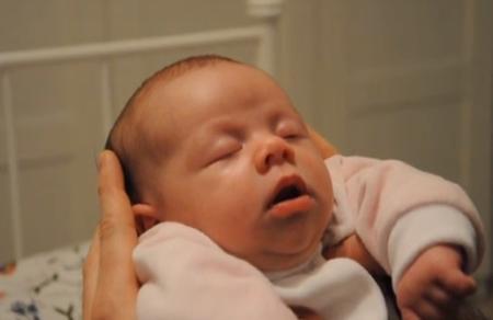 El método para dormir a tu bebé en 2 minutos