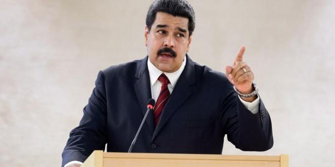 """Maduro dice que """"el pueblo argentino está listo para luchar"""" contra Macri"""