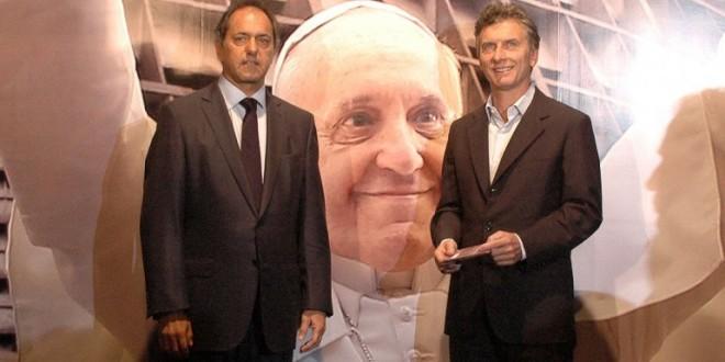 Expectativa por el primer debate presidencial de la historia argentina