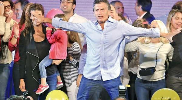 Mauricio Macri sería el nuevo presidente de la República Argentina