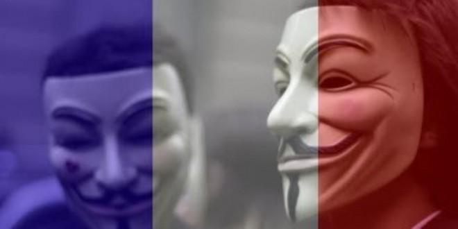 Anonymous anuncia posibles lugares de próximo ataque del Estado Islámico