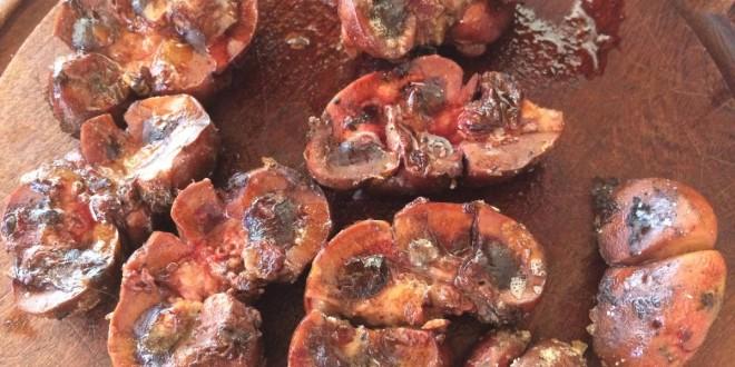 Como preparar riñones a la parrilla ricos y crocantes