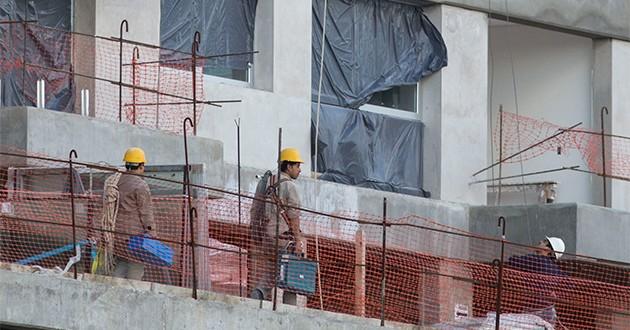 La construcción creció un 4,2% en octubre
