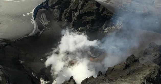 Alerta por la actividad del volcán Copahue