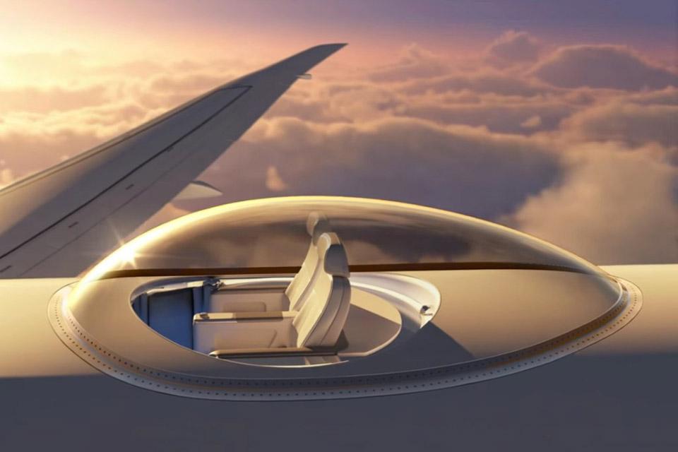 Aircraft SkyDeck
