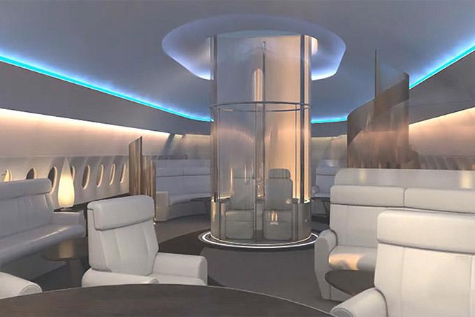 Aircraft SkyDeck2