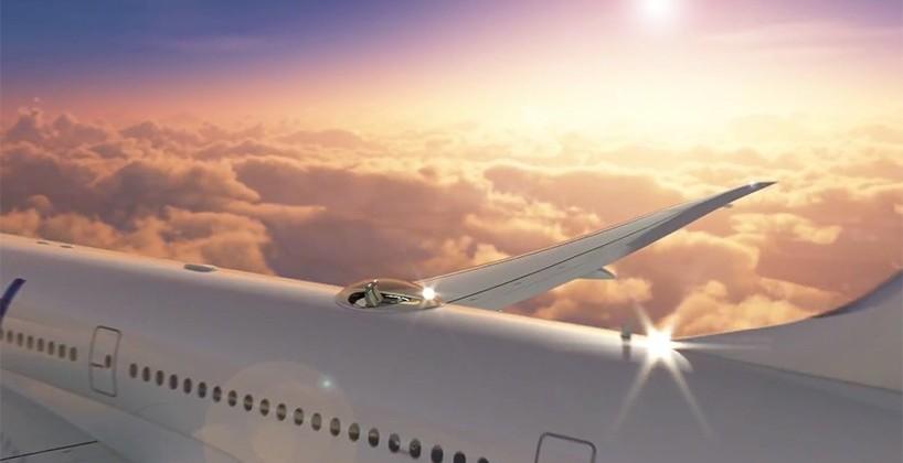 Aircraft SkyDeck3