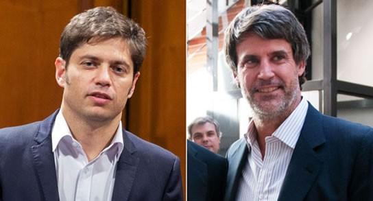 "Axel Kicillof recibió a Alfonso Prat Gay en una reunión ""productiva"""