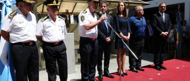 Nuevo jefe de la policía bonaerense