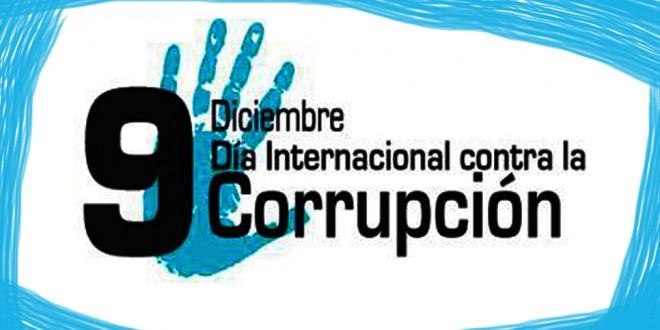 Resultado de imagen para Día Internacional contra la Corrupción