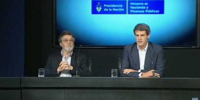 Alfonso Prat Gay anunció el fin del blanqueo de capitales