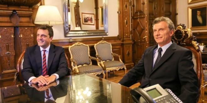 """Frigerio afirmó que se alcanzaron """"grandes coincidencias"""" en la reunión del Presidente con el ex candidato Massa"""