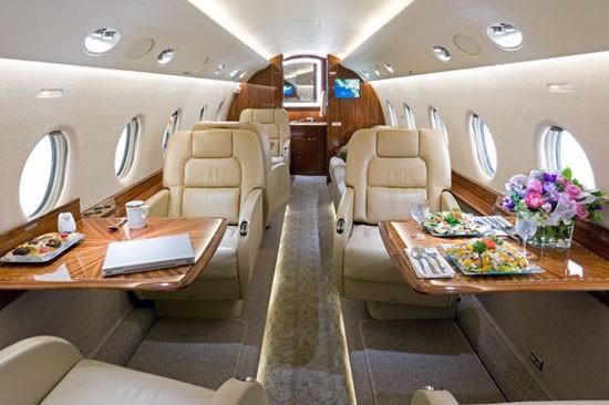 Gulfstream G 6502