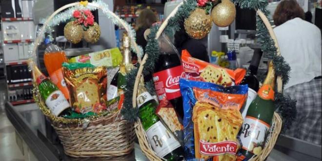 Lanzan canasta navideña desde $54