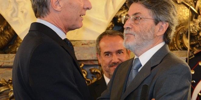 Macri tomó juramento a Abad para la AFIP y a Moro para la SEDRONAR