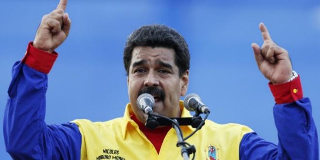 Maduro le exige a Rajoy respeto por la soberanía de Venezuela