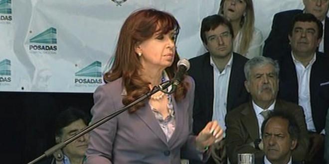 Mirá lo que decía Cristina sobre dejar a un gobierno sin presupuesto