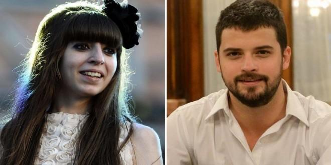 Se separaron Florencia Kirchner y Camilo Vaca Narvaja