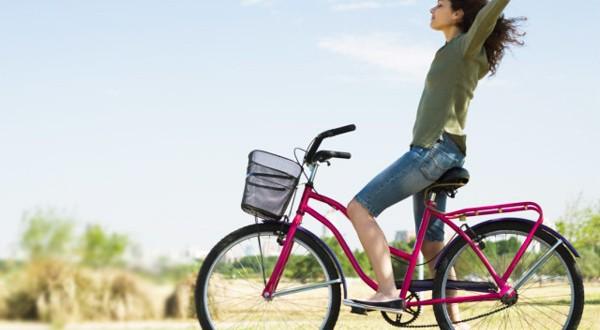 Mirá lo que le pasa al cuerpo si andas 10 minutos en bicicleta