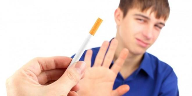 Concientización sobre consumo de tabaco