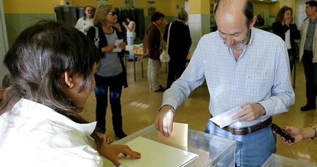 Ciudadanos y la batalla clave por el voto de centro en las elecciones en España