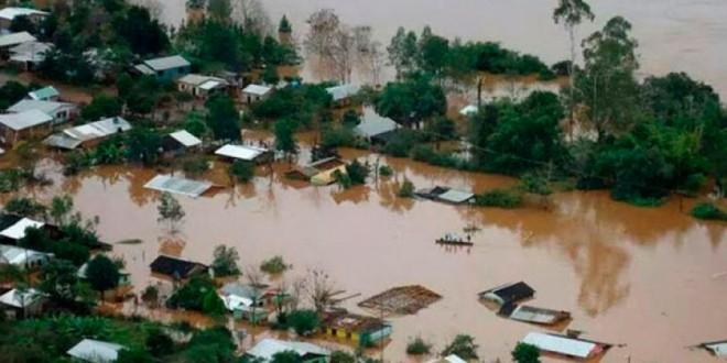 Los lugares que reciben donaciones para los afectados por las inundaciones del Litoral