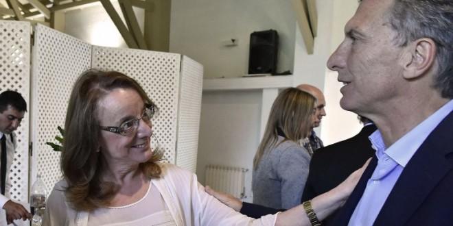 """Según Macri, Alicia Kirchner admitió que hay """"severos problemas financieros"""" en Santa Cruz"""