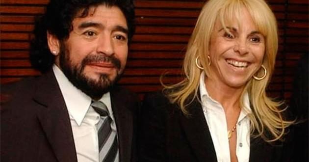 Maradona quiere anular el acuerdo por división de bienes con Claudia Villafañe