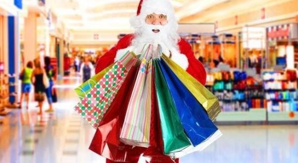 Las ventas navideñas aumentaron 4,3%