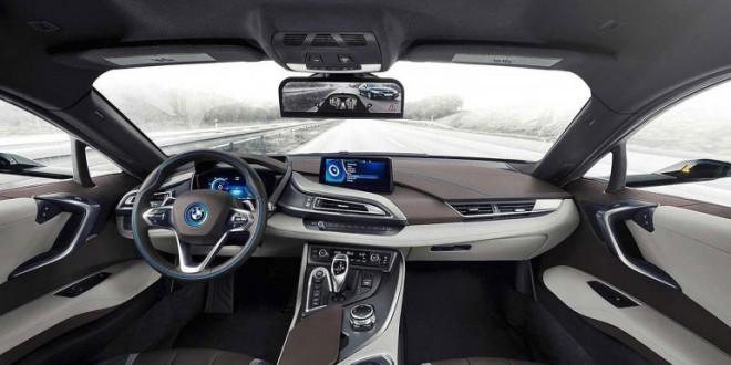 BMW anunció el fin de los espejos retrovisores