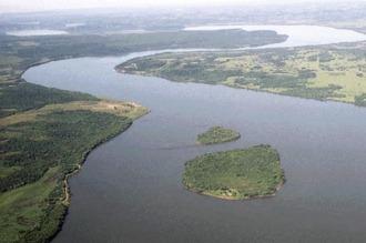 Baja el río Paraná en Santa Fe pero siguen evacuadas 1.735 personas