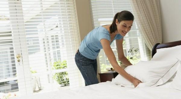 Cada cuanto hay que cambiar sábanas y pijama ?
