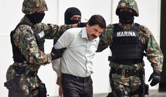 """Cambiaron de celda ocho veces en cuatro días a """"El Chapo"""" Guzmán"""