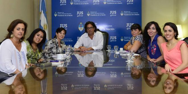 Coordinación de un plan de lucha contra la trata de personas