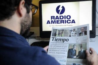 El Grupo 23 vendió el diario Tiempo Argentino y Radio América