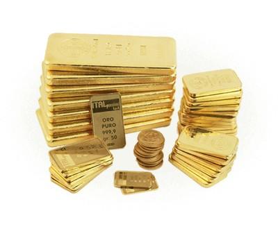 El oro vuelve a ser un cobijo