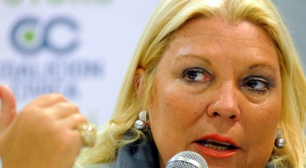 Elisa Carrió denunció al presidente de la Corte por supuesto enriquecimiento