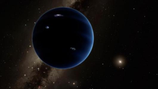 Encuentran un posible noveno planeta en el Sistema Solar