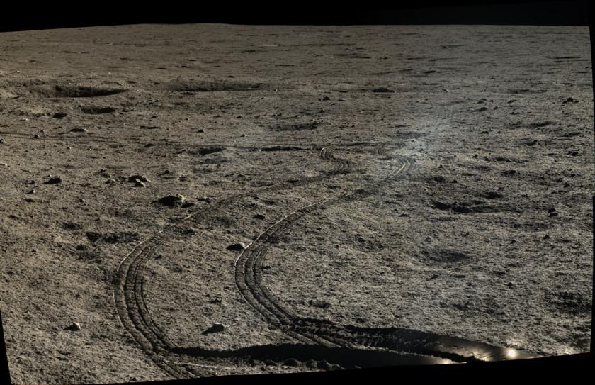 Fotos de la Luna en alta definición2