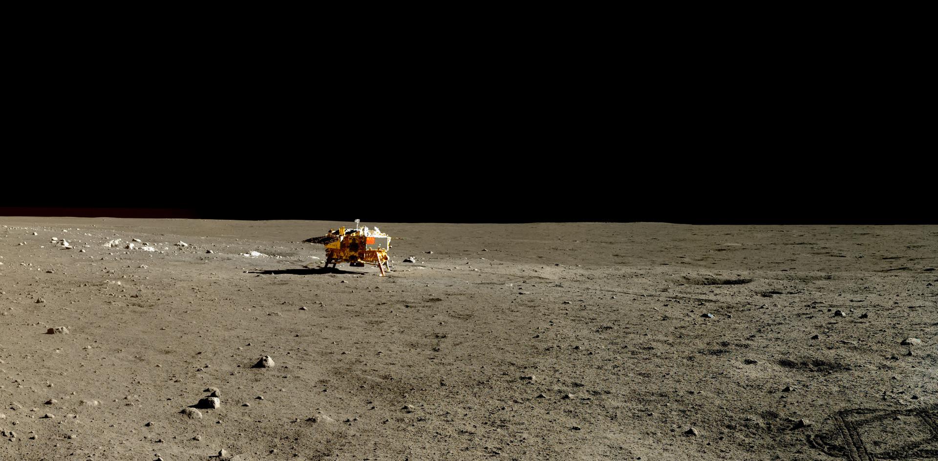 Fotos de la Luna en alta definición3