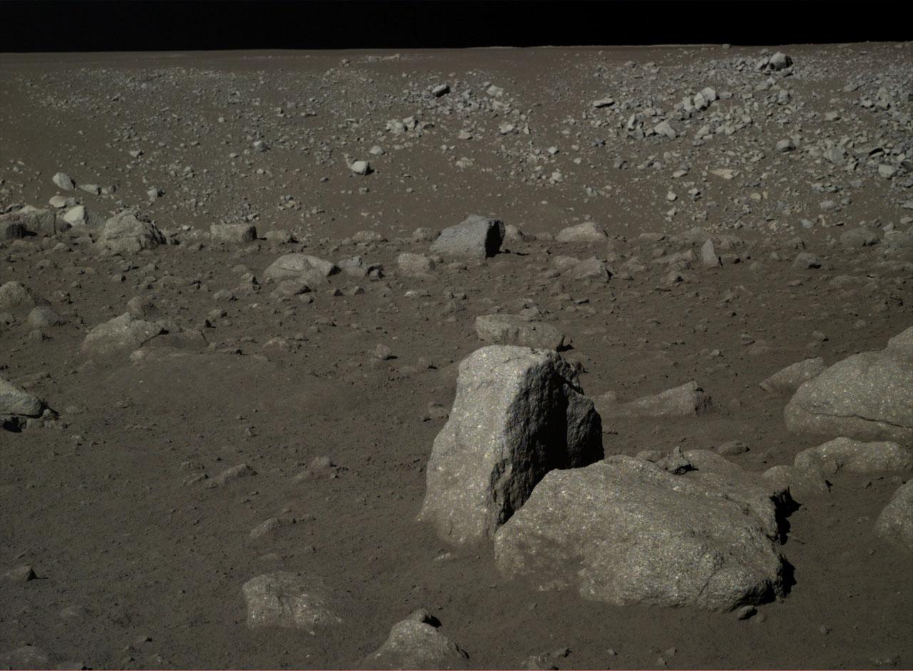 Fotos de la Luna en alta definición4
