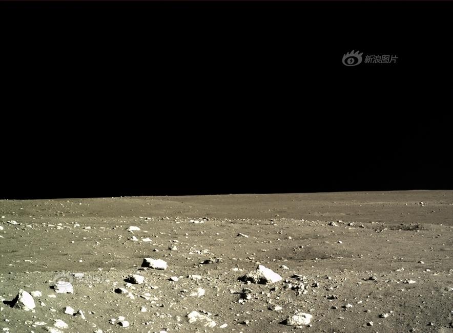 Fotos de la Luna en alta definición5